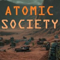 Okładka Atomic Society (PC)