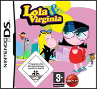 Game Box for Lola and Virginia (NDS)