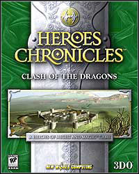 Okładka Heroes Chronicles: Clash of The Dragons (PC)