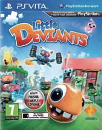 Okładka Little Deviants (PSV)