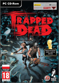 Okładka Trapped Dead (PC)