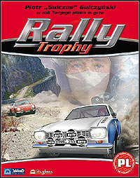 Okładka Rally Trophy (PC)