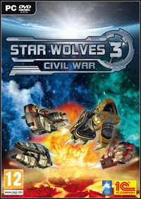 Okładka Star Wolves 3: Civil War (PC)