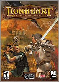 Game Box for Lionheart: Legacy of the Crusader (PC)