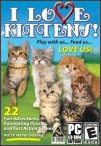Okładka I Love Kittens! (PC)