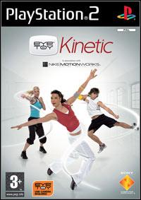 Okładka EyeToy: Kinetic (PS2)