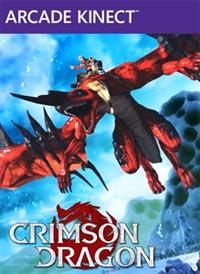 Okładka Crimson Dragon (XONE)