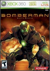 Game Box for Bomberman: Act Zero (X360)