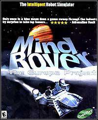 Okładka MindRover: The Europa Project (PC)
