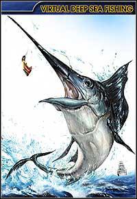 Game Box for Virtual Deep Sea Fishing (PC)
