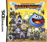 Okładka Dragon Quest Heroes: Rocket Slime (NDS)