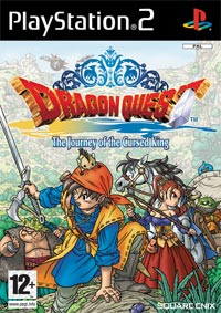 Game Dragon Quest VIII: Journey of the Cursed King (PS2) cover
