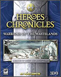 Okładka Heroes Chronicles: Warriors of the Wastelands (PC)