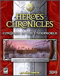 Okładka Heroes Chronicles: Conquest of the Underworld (PC)
