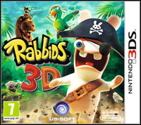 Game Box for Rabbids 3D (3DS)