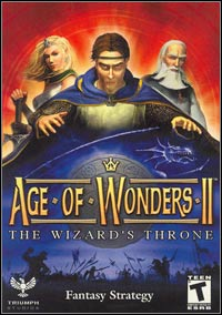 Okładka Age of Wonders II: The Wizard's Throne (PC)
