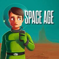 Okładka Space Age: A Cosmic Adventure (iOS)
