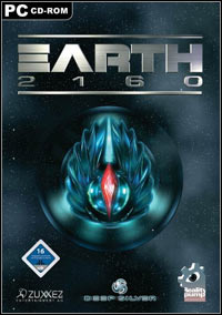 Okładka Earth 2160 (PC)