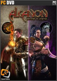 Okładka Alganon (PC)