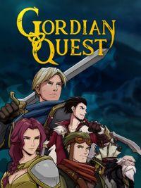 Okładka Gordian Quest (PC)