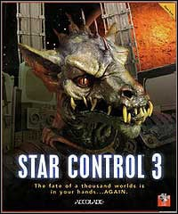Star Control 3 (PC cover