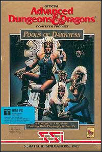 Okładka Pools of Darkness: Fantasy Role-Playing Epic Vol. IV (PC)