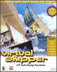 Okładka Virtual Skipper (PC)