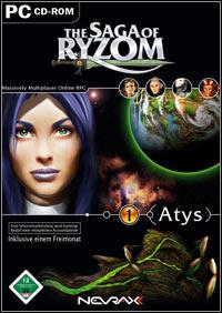 Okładka The Saga of Ryzom (PC)