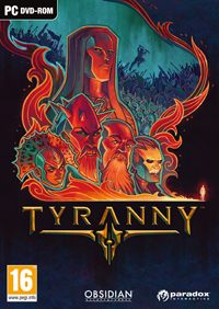 Game Box for Tyranny (PC)
