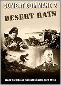 Okładka Combat Command 2: Desert Rats! (PC)