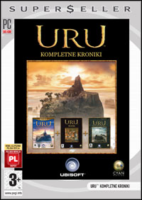Okładka Uru: Complete Chronicles (PC)