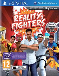 Okładka Reality Fighters (PSV)