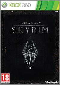 Game The Elder Scrolls V: Skyrim (PC) cover