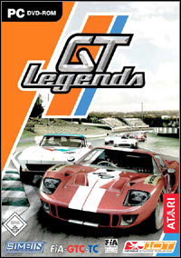 Okładka GT Legends (PC)
