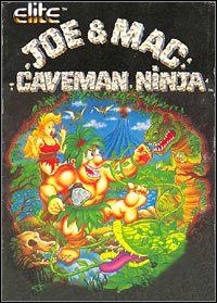 Okładka Joe & Mac: Caveman Ninja (1991) (PC)