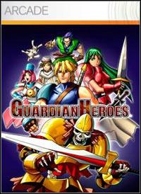 Okładka Guardian Heroes HD (X360)