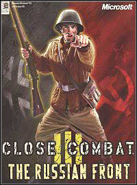 Okładka Close Combat III: The Russian Front (PC)