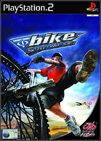 Okładka Gravity Games Bike (PS2)