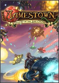 Okładka Jamestown: Legend of the Lost Colony (PC)