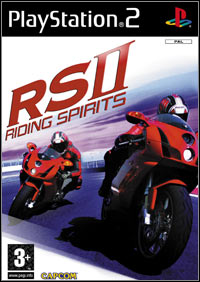 Okładka Riding Spirits II (PS2)