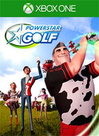 Okładka Powerstar Golf (XONE)