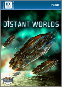 Okładka Distant Worlds (PC)
