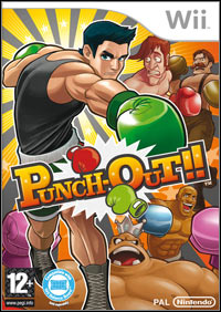 Okładka Punch-Out!! (Wii)