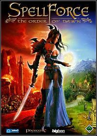 Okładka SpellForce: The Order of Dawn (PC)