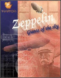 Okładka Zeppelin: Giants of the Sky (PC)