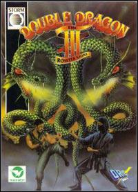 Okładka Double Dragon III: The Rosetta Stone (PC)