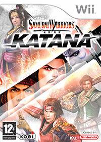 Okładka Samurai Warriors: Katana (Wii)