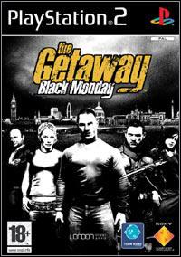 Okładka The Getaway: Black Monday (PS2)