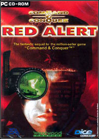 Okładka Command & Conquer: Red Alert (PC)