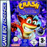 Okładka Crash Bandicoot: Fusion (GBA)